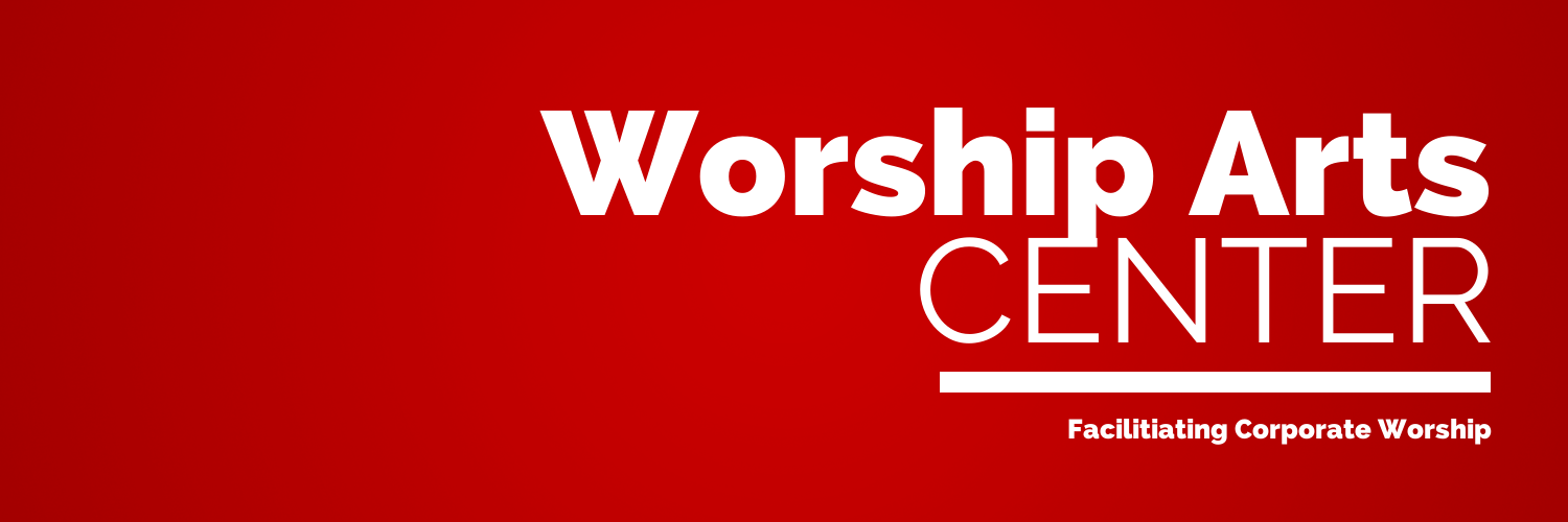 Worship Arts Twitter Header
